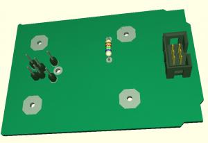 3D-Ansicht Programmieradapter