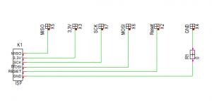 Schaltplan Programmieradapter